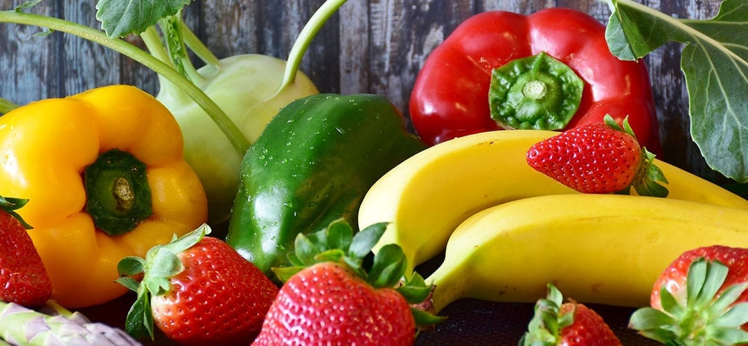 Healthy eating - wellness and nutrition