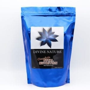 Divine Nature - Chocolate Total Nutrition