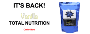 Vanilla Total Nutrition - Order Here